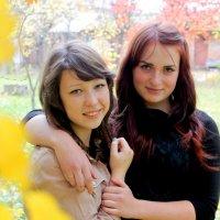 Подруги :: Валерия Коваленко