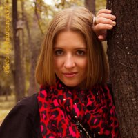 Осенняя пора :: Анастасия Шаехова