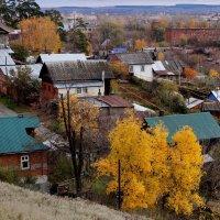 Осенний пейзаж :: Алексей Golovchenko