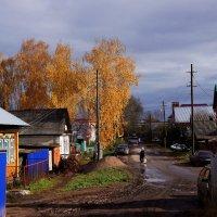 Осень. :: Алексей Golovchenko