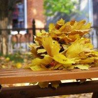 Осенний вернисаж... :: Катюшка Пескова
