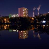 Ночной город :: Валентин Горбенко