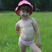 моя маленькая моделька :: Яна Ермаченко