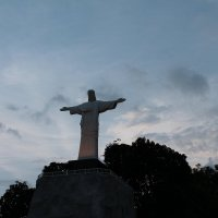 Статуя Христа-Искупителя :: Светлана Белоусова
