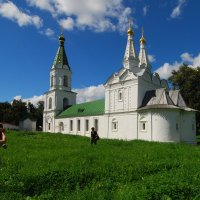 400 лет разницы :: Николай