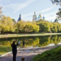 Новоспасский монастырь :: Николай
