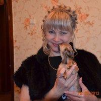 дама с собачкой :: Виктор Хорьяков