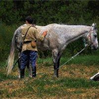 Ты гуляй, гуляй мой конь... :: Виктор Перякин