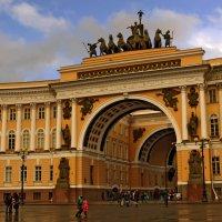 Здание Главного штаба (Санкт-Петербург) :: Валентина Потулова