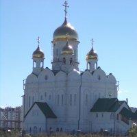 Монастырь :: Лариса Карпушина