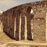 Старинный акведук. Кипр :: Елизавета Вавилова