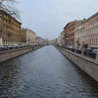 Вид на канал Грибоедова...осень... :: Irina Sergeeva