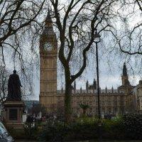 Холодная весна в Лондоне :: Марианна Щепина