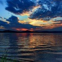 Отблески заката. :: Наталья Юрова