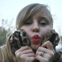 красная рыбка) :: Dina Vasileva