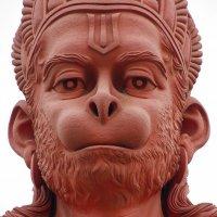 Хануман - бог обезьян :: Михаил Рогожин