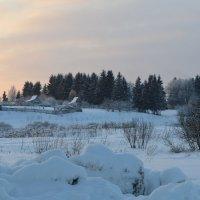 Зима :: Mария Семенова