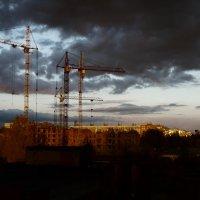 Небо :: Андрей Гамарник