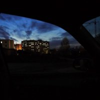 Ночь :: Андрей Гамарник