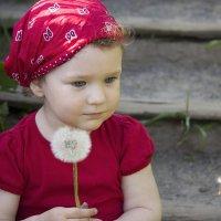 Ребенок познаёт мир. :: Лазарева Оксана