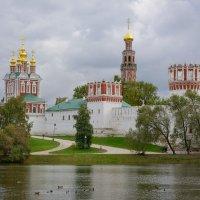 Новодевичий монастырь осенью :: Анжелика Литвинова