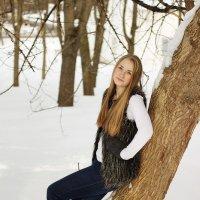 Зимой :: Наталия Лашук