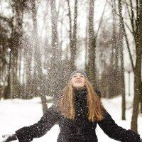 Белый снег :: Наталия Лашук