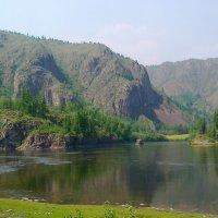 Лето на Малом Енисее :: Ольга Иргит