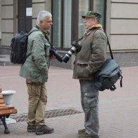 Nikon или Canon ? :: Sergey Polovnikov