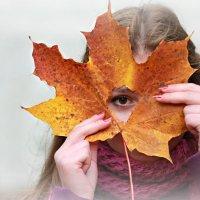 Сквозь осень :: Кира Пушечкина