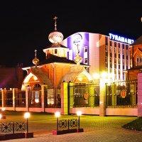 Церковь :: Геннадий Тимохин