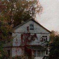 Проклятый старый дом :: Катерина Пестовская