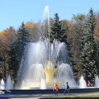 фонтан :: Евгений Гузов