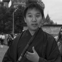 Монах-музыкант :: Максим Максимов