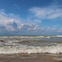 Кучерявый морской пейзаж!!! :: Наталья Юрова
