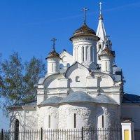 Церковь святого пророка и Предтечи Господня Иоанна. :: Igor Yakovlev