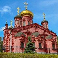 Церковь Илии Пророка в Изварино. :: Igor Yakovlev