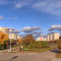 Осенний город 5 :: Владимир