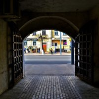 ворота :: Traveller .