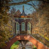 Крестовый мост :: Григорий Храмов