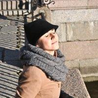 шляпка-лиса3 :: Виктория Еремеева