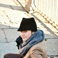 шляпка-лиса4 :: Виктория Еремеева