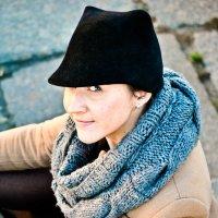 шляпка-лиса5 :: Виктория Еремеева