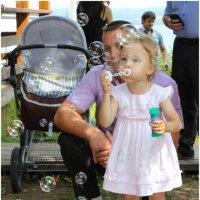 Волшебные пузыри :: Сергей Журов