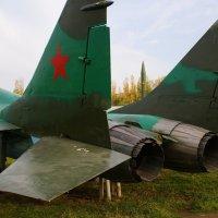 эти самолёты когда-то летали :: Пётр Сухов