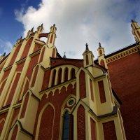 Костел Святой Троицы (Беларусь) #2 :: Олег Неугодников