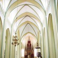Костел Святой Троицы (Беларусь) #5 :: Олег Неугодников