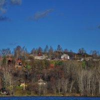 Дом на горе :: Андрей Зайцев