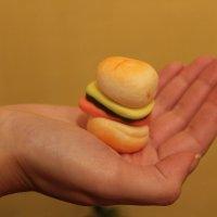 мини-гамбургер :: Юлия Беспечная