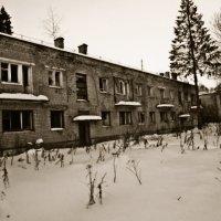 Город-призрак :: Ирина Матвеенко